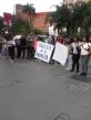 Homenajes y protestas simbólicas